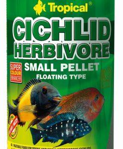 TROPICAL Cichlid Herbivore Pellet   250ml - 90g