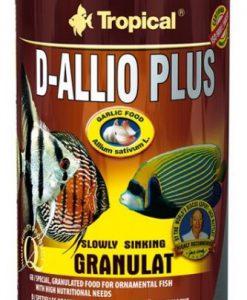 TROPICAL D-Allio Plus Granulat   250ml - 150g