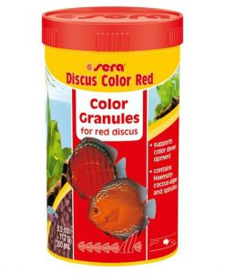 SERA Discus Color Red - 250ml