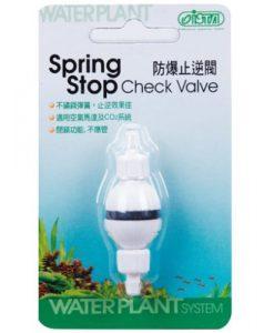 ISTA Spring Check Valve